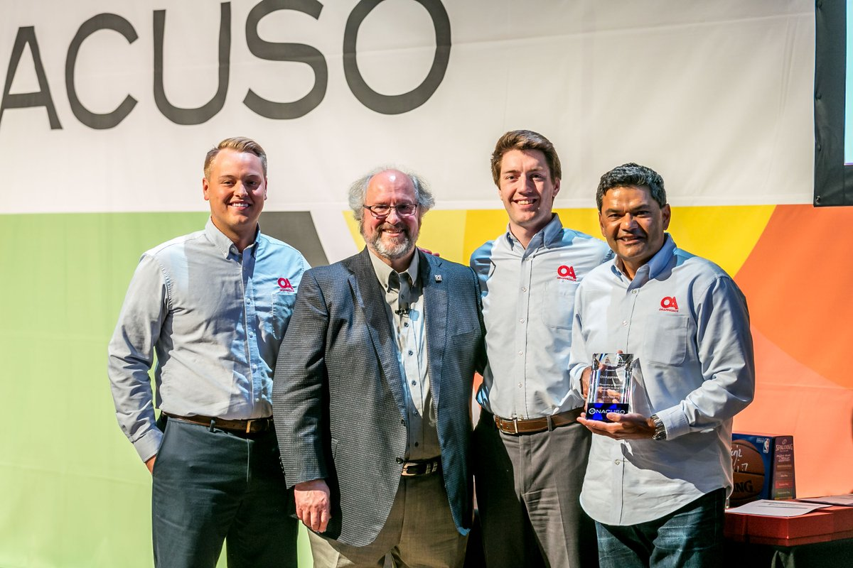 NACUSO New CUSO of the Year, Paul Austin Mark 2